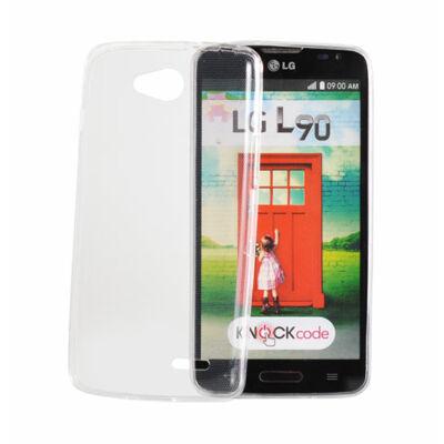 """Tok, 0,5mm, Ultra Slim-szilikon tok, Apple Iphone 12 / 12 Pro (6,1""""), átlátszó, csomagolás nélkül"""