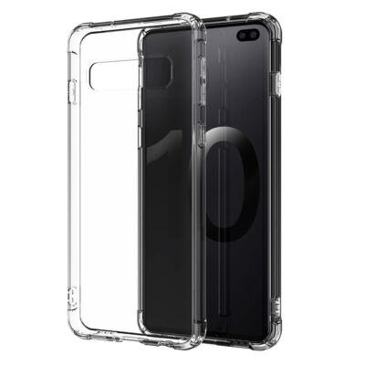 """Tok, Anti Shock, 0,5mm Ultra Slim-szilikon tok, Apple Iphone 12 / 12 Pro (6,1""""), erősített sarokkal, átlátszó"""