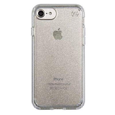 """Szilikon tok, 0,5mm, csillogó, Apple Iphone 11 (6,1""""), füstszínű áttetsző"""