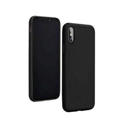 "Tok, Silicone Lite, Apple Iphone 12 Mini (5,4""), szilikon hátlapvédő, fekete"