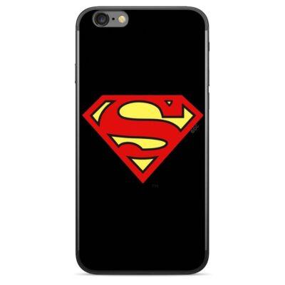 """Szilikon tok, Apple Iphone 11 (6,1""""), DC, mintás hátlap, minta 002 (Superman)"""
