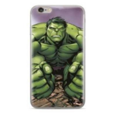 """Szilikon tok, Apple Iphone 11 (6,1""""), Marvel, mintás hátlap, minta 004 (Hulk)"""