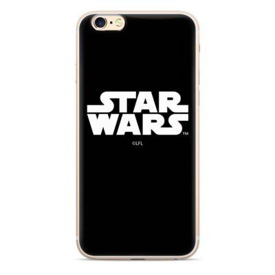 Szilikon tok, Apple Iphone 7 / 8 / SE (2020), Star Wars, mintás hátlap, minta 001 (Star Wars)