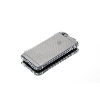 Tok, Ginger, ütésálló szilikon tok, Samsung Galaxy J5 J500, átlátszó
