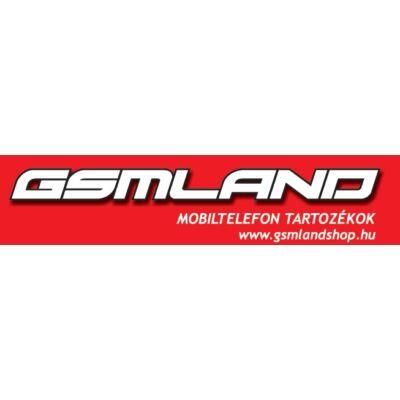 """Tok, mágneses oldalra nyíló valódi olasz bőr flip tok, Apple Iphone 11 (6,1""""), kék, (szilikon belsővel)"""