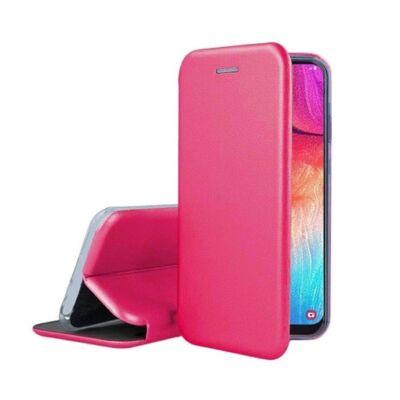 """Tok, Elegance, mágneses, oldalra nyíló műbőr flip tok, Apple Iphone 11 (6,1""""), rózsaszín, (szilikon belsővel), csomagolás nélküli"""