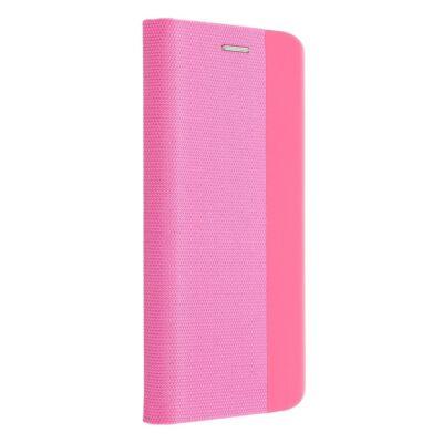 """Tok, Sensitive, mágneses oldalra nyíló flip tok, Apple Iphone 11 (6,1""""), rózsaszín, (szilikon belsővel), csomagolás nélküli"""