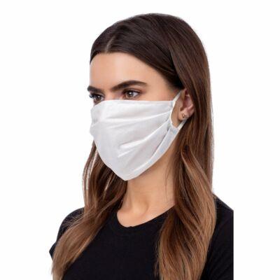 Szájmaszk, Többször használható, mosható, vasalható, fertőtleníthető maszk, fehér